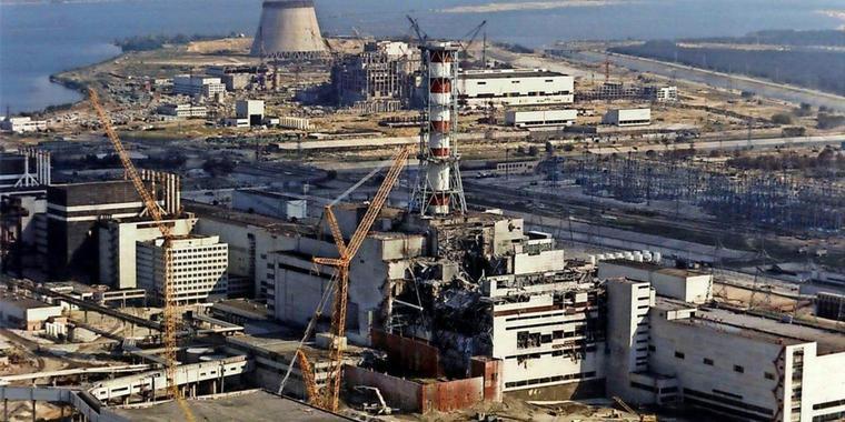 Tschernobyl, alte Kader und die neue Zeit