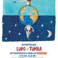 Buchvorstellung <br>Lupo & Tumba