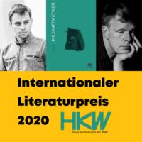 Internationaler Literaturpreis 2020: Wir haben gewonnen!