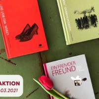 Frühjahrsaktion 2021: Connecting in distance – Lesen über Grenzen hinweg